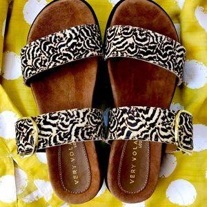 Very Volatile sandals